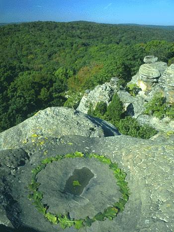 illonoishtm - Shawnee National Forest Garden Of The Gods